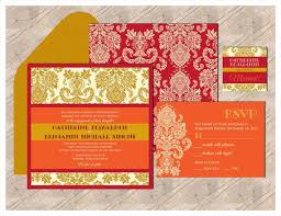 contemporary indian wedding invitations modern indian wedding cards suggestions matik for