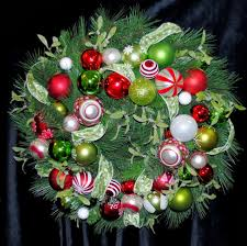 decorative christmas ornament wreaths u0026 centerpieces beads u0026 pieces