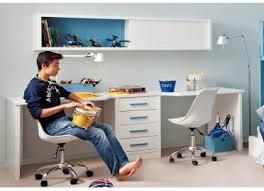 bureau design enfant bureau pour enfant design avec caissons de rangement asoral