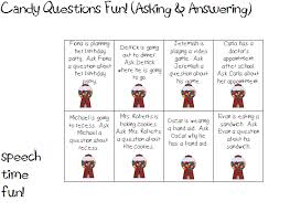 Dinner Party Question Games - candy questions fun asking u0026 answering questions