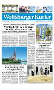Augenarzt Bad Langensalza 2017 10 29 By Wolfsburger Kurier Issuu