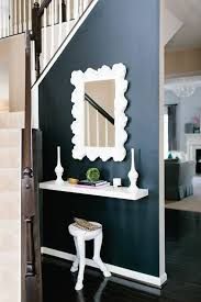 Foyer Accent Table Attractive Foyer Accent Table Black Accent Wall Entrancefoyer