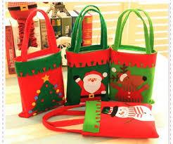 christmas goody bags christmas treat bags christmas treat holders christmas candy bag