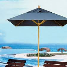 Square Patio Umbrellas Square Signature Patio Umbrella Commercial Umbrellas