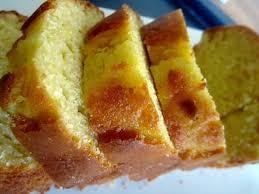 la cuisine de nad recette de cake aux zestes d orange ultra moelleux