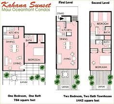 lahaina condo rentals floor plans kahana sunset
