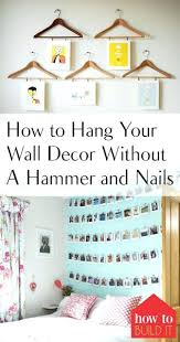hang pictures without nails hang pictures without nails ellenhkorin
