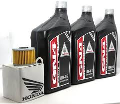 amazon com 2012 honda trx420 fpe rancher es oil change kit