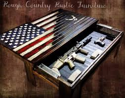 American Flag Bed Set Deluxe Home Defense Coffee Table Charred American Flag With Torn