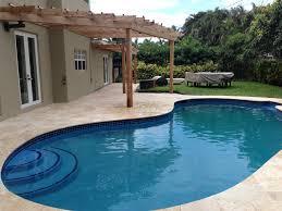 Pool With Pergola by Pool U0026 Patio Design Inc Pergola Gallery Pompano Beach Fl