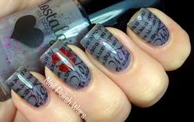letter nail designs choice image nail art designs
