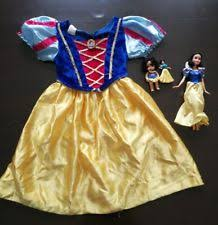 Snow White Halloween Costume Toddler Toddler Snow White Costume Ebay