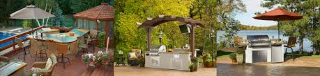 outdoor kitchen islands outdoor cooking