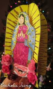 la virgen de guadalupe es la patrona de mexico mexico