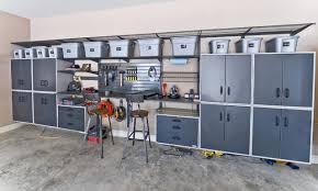 brilliant garage storage cabinets design in contemporary garage