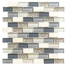 decorative stone home depot home depot kitchen backsplash tiles in x in traditional 1