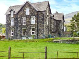 shepherds villa coniston cat bank the lake district and