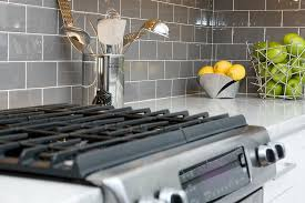 gray backsplash kitchen stylish stylish grey subway tile backsplash white cabinets with