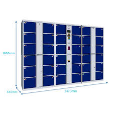 Key Cabinet With Combination Lock Wholesale Children Clothes Electronic Storage Cabinet Steel Locker
