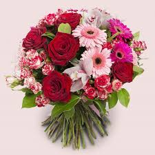 flowers delivered tomorrow fruity gift rubi shine flower bouquet delivered next day fresh