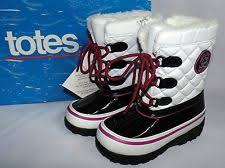 totes s winter boots size 11 baby boots ebay