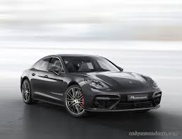 matte black porsche panamera porsche panamera 2017 u2013 first official images only cars and cars