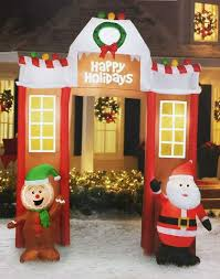 Outdoor Inflatables Beautifully Idea Inflatables Decorations Yard Cheap