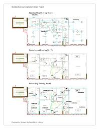 electrical installation design project dubai standard by mohnad ibra u2026