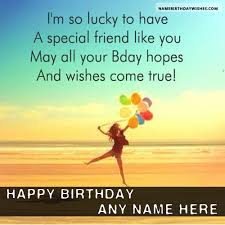 happy birthday quotes for friends with name