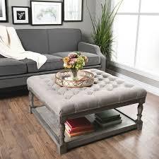overstock ottoman coffee table best 25 upholstered ottoman coffee table ideas on pinterest