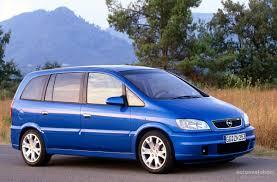 opel zafira opc specs 2001 2002 2003 2004 2005 autoevolution