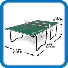 portable table tennis table walmart portable table mainstays 6 foot folding table walmartca