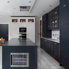 shaker style kitchen cabinets south africa ready made black shaker style solid wood kitchen cabinets