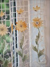 Kitchen Curtain Fabrics Kitchen Country Plaid Curtains Kitchen Curtain Fabric Tier