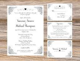 wedding invitations rsvp wording wedding invitation rsvp wording 2299 and credit on wedding card
