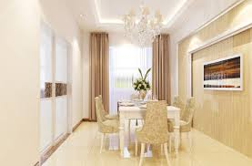 modern french dining room interior design with decor modern french