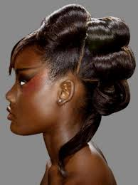 French Braid Hairstyles With Weave Updo Weave Hairstyles Prom Hairstyles For Black Girls With Weave