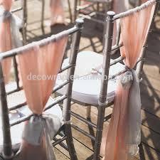 Chair Sashes Wedding List Manufacturers Of Chiffon Wedding Chair Sash Buy Chiffon