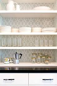 Kitchen Cabinet Paper Contact Paper For Shelves 6 Ideas For Customizing Kitchen Cabinets