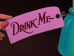 drink me bottle disney wiki fandom powered by wikia