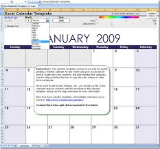 How To Create A Template In Excel Quickly Your Own Free Calendar