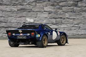 lancia stratos car rally cars classic car wallpapers hd