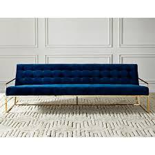 goldfinger three seat sofa modern furniture jonathan adler
