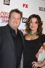 Stonestreet Eric Stonestreet And Katherine Tokarz At The Premiere Screening Of