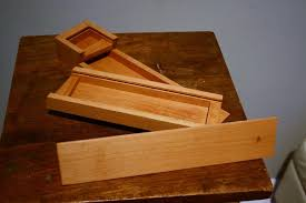 wooden pencil holder plans wooden pencil box google search wood working pinterest