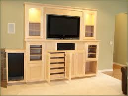 Flat Screen Tv Armoire Hidden Flat Screen Tv Cabinet Home Design Ideas