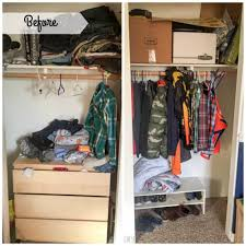 diy organized kid u0027s closet makeover no more wasted space