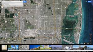 Map Of South Beach Miami by Miami Beach Florida Map