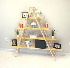 Best 25 Ladder Shelf Decor by Best 25 Bathroom Ladder Shelf Ideas On Pinterest Wooden Bookcase