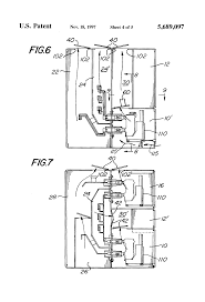 Recordation Form Cover Sheet by Patent Us5689097 Arc Resistant Switchgear Enclosure With Arcing